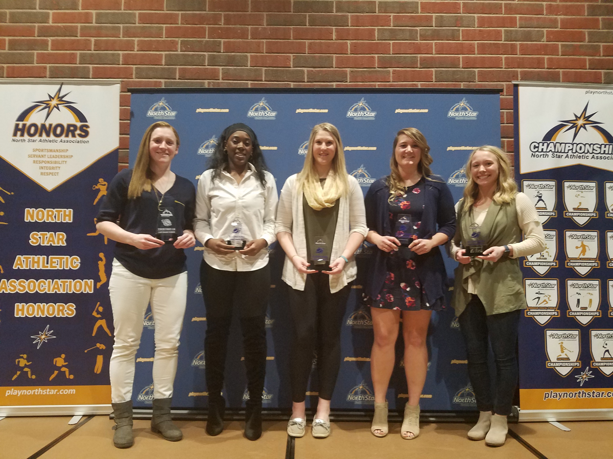 2017-18 NSAA Women's Basketball All-Conference Selections